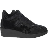 Chaussures Femme Baskets montantes Agile By Ruco Line 226-20 Noir