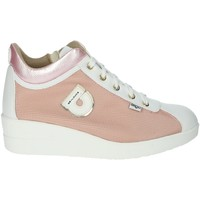 Chaussures Femme Baskets montantes Agile By Ruco Line 226-20 Blanc/rose