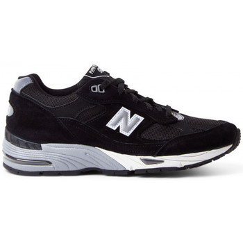 Chaussures Homme Baskets basses New Balance M991EKS - MADE IN ENGLAND Noir