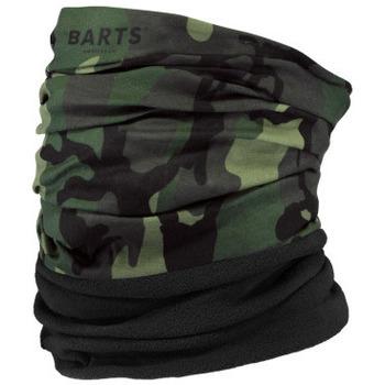 Accessoires textile Bonnets Barts MULTICOL POLAR CAMO CAMO GREEN TOUR DE COU GREEN