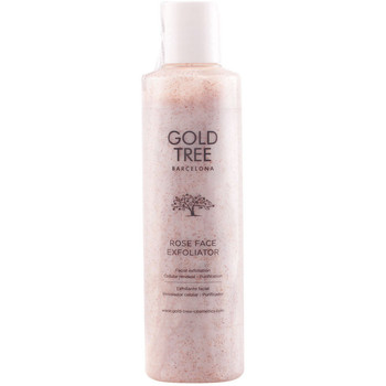 Beauté Masques & gommages Gold Tree Barcelona ROSE FACE EXFOLIETOR 200ML