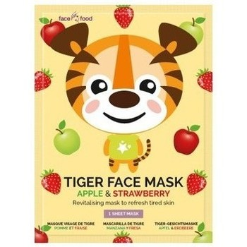 Beauté Femme Masques & gommages 7Th Heaven 7H MASC FABRIC TISSU ANIMAL TIGRE
