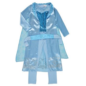 Vêtements Fille Déguisements Fun Costumes COSTUME ENFANT PRINCESSE DES NEIGES Multicolore