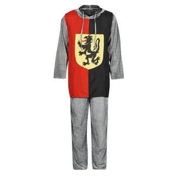Vêtements Homme Déguisements Fun Costumes COSTUME ADULTE SIR GAWAIN Multicolore