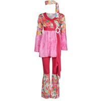 Vêtements Femme Déguisements Fun Costumes COSTUME ADULTE HAPPY DIVA Multicolore