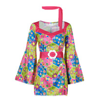 Vêtements Femme Déguisements Fun Costumes COSTUME ADULTE SWEET MEADOW Multicolore