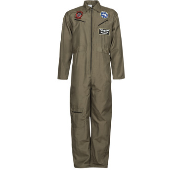 Vêtements Homme Déguisements Fun Costumes COSTUME ADULTE PILOTE JET Multicolore