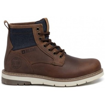 Chaussures Femme Boots Big Star EE274005 Marron