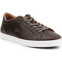 Chaussures Homme Baskets basses Lacoste Straightset 316 3 CAM 7-32CAM00971X5 brązowy