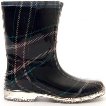 Chaussures Enfant Bottes de pluie No Name 69229 BLUE