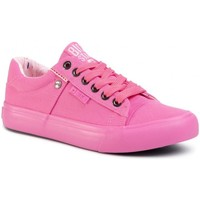 Chaussures Femme Baskets basses Big Star AA274509SS20 Rose