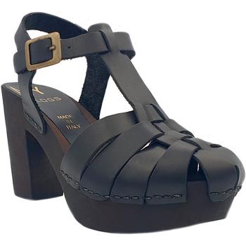 Chaussures Femme Sandales et Nu-pieds My Clogs MY451 Noir