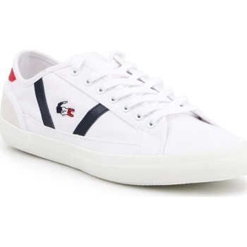 Chaussures Homme Baskets basses Lacoste Sideline 219 1 COU CMA 7-37CMA0029407 biały