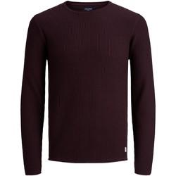 Vêtements Homme Pulls Premium By Jack&jones 12179861 Du vin