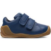 Chaussures Enfant Baskets basses Camper Baskets cuir DADDA bleu