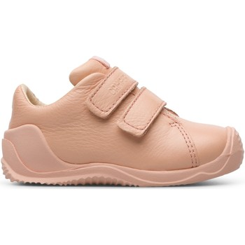 Chaussures Enfant Baskets basses Camper Baskets cuir DADDA rose