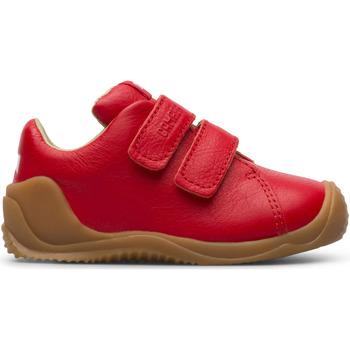 Chaussures Enfant Baskets basses Camper Baskets cuir DADDA rouge