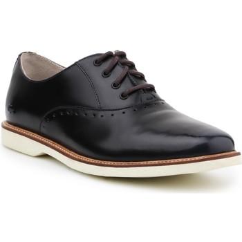 Chaussures Femme Derbies Lacoste Rene Prep 2 SRW 7-28SRW1147120 czarny