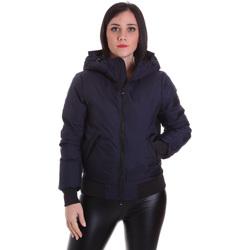 Vêtements Femme Vestes Refrigiwear RW8W13600NY3209 Bleu