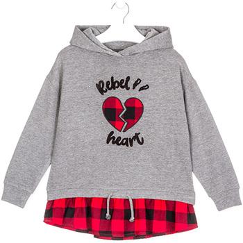 Vêtements Enfant Sweats Losan 024-6012AL Gris
