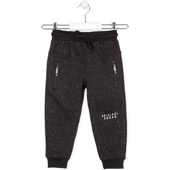 Vêtements Enfant Pantalons Losan 025-6021AL Noir