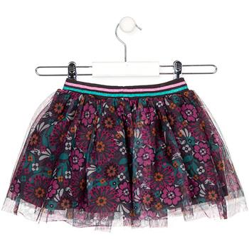 Vêtements Fille Jupes Losan 026-7026AL Gris
