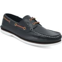 Chaussures Homme Chaussures bateau Seajure Chaussures Bateau Zlatni Bleu marin