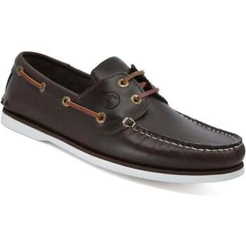 Chaussures Homme Chaussures bateau Seajure Chaussures Bateau Forvie Marron