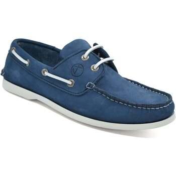 Chaussures Homme Chaussures bateau Seajure Chaussures Bateau Trebaluger Bleu