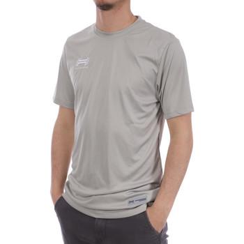 Vêtements Homme T-shirts & Polos Hungaria H-15TMUUBA00 Gris