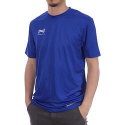 Vêtements Homme T-shirts & Polos Hungaria H-15TMUUBA00 Bleu