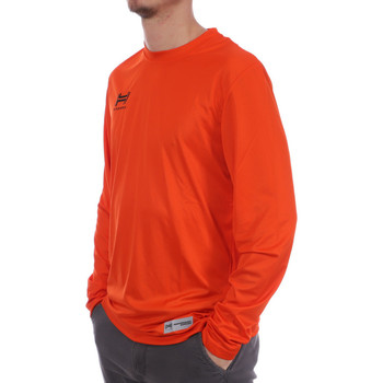 Vêtements Homme T-shirts manches longues Hungaria H-15TMUUCA00 Orange
