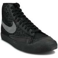 Chaussures Baskets montantes Nike Blazer Mid'77 Noir Dc1929-001 Noir