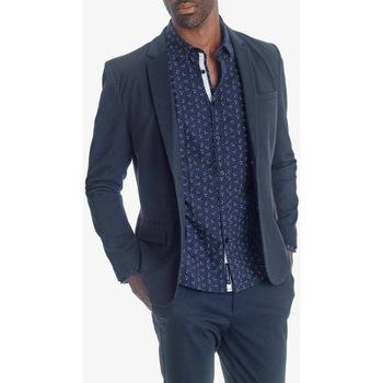 Vêtements Homme Vestes Japan Rags Blazer field noir BLACK