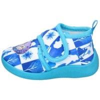 Chaussures Garçon Claquettes De Fonseca PESCARA I VAR2 G585 BLEU CLAIR