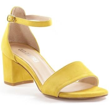 Chaussures Femme Escarpins Sofia Costa 8372.S19 Jaune