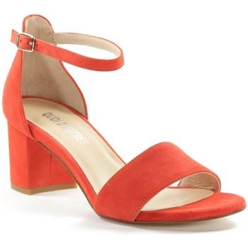 Chaussures Femme Escarpins Sofia Costa 8372.S19 Orange