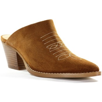 Chaussures Femme Mules O Tess CP109.16 Camel