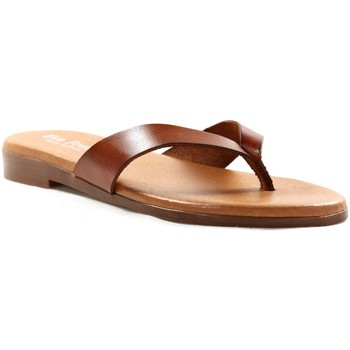 Chaussures Femme Mules Eva Frutos 9136 Camel