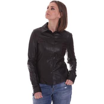 Vêtements Femme Chemises / Chemisiers La Carrie 092P-C-110 Noir