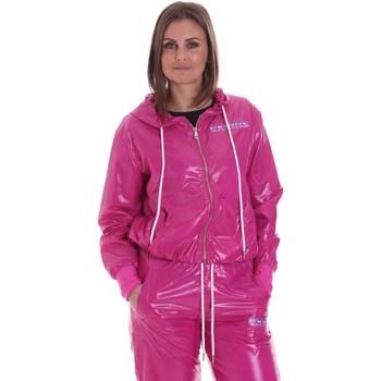 Vêtements Femme Vestes La Carrie 092M-TJ-450 Rose
