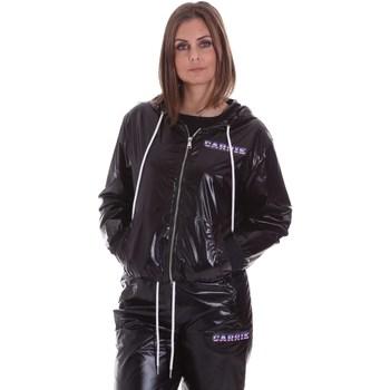 Vêtements Femme Vestes La Carrie 092M-TJ-410 Noir