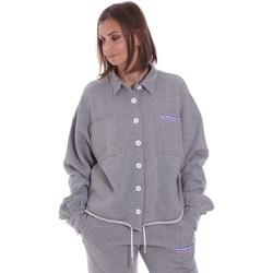 Vêtements Femme Vestes La Carrie 092M-TJ-320 Gris