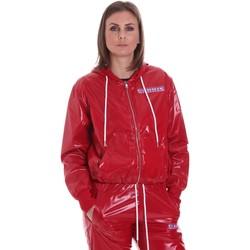 Vêtements Femme Vestes La Carrie 092M-TJ-430 Rouge