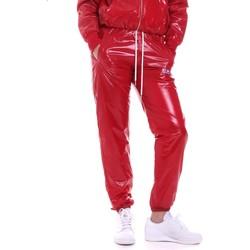 Vêtements Femme Pantalons de survêtement La Carrie 092M-TP-431 Rouge