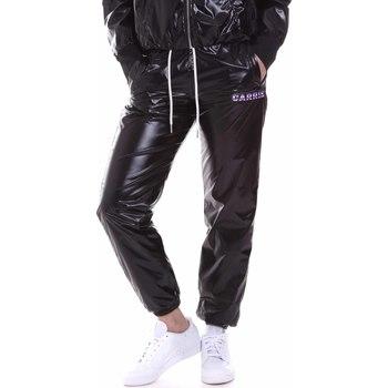 Vêtements Femme Pantalons de survêtement La Carrie 092M-TP-411 Noir