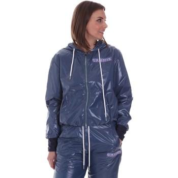 Vêtements Femme Vestes La Carrie 092M-TJ-440 Bleu