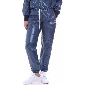 Vêtements Femme Pantalons de survêtement La Carrie 092M-TP-441 Bleu