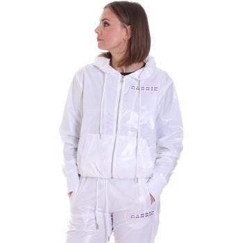 Vêtements Femme Vestes La Carrie 092M-TJ-420 Blanc