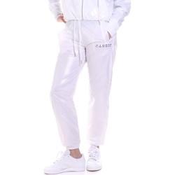 Vêtements Femme Pantalons de survêtement La Carrie 092M-TP-421 Blanc